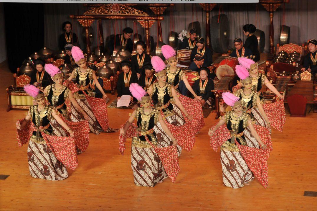 Court dances of the Royal Palace of Yogyakarta