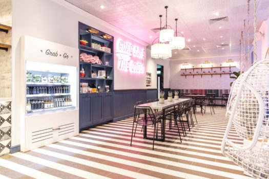 London's Coolest New Fast-Casual Eatery